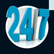 24/7 Доступ к специалистам