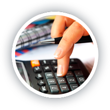 Заполнение налоговой декларации и подача документов за клиента в налоговую инспекцию